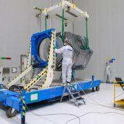 MGSE Útil de integración de satélite SEOSAT