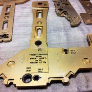 Útiles de fabricación: Piezas metálicas