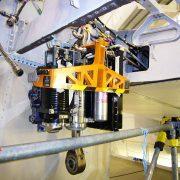 ircraft Ground Equipment. Útiles para mantenimiento : útil de izado para montaje del actuador del HTP