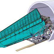 Útiles para el beluga: Actualización de modelos a normativa Airbus - Skeleton y automatización de mecanismos