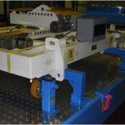 MGSE Útil de integración de satélite SEOSAT Inventia Kinetics
